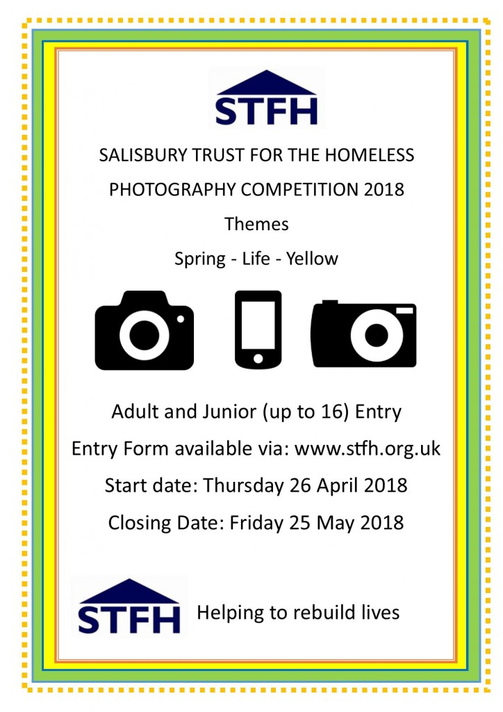 Photo Comp 2018 poster